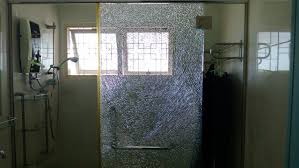 Shattering Shower Doors Shattering A Tempered Glass Door