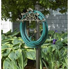 garden hose holders home outdoor decoration