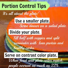 it s all about the plate portion tips cookinglightdiet