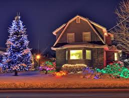 christmas decorations ideas for outside of house 12411