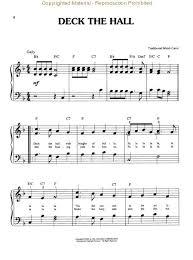 printable christmas graphs printable printable christmas sheet music deck the hall holiday art