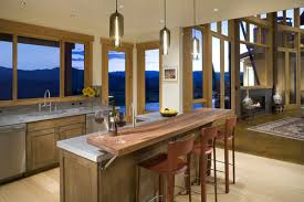 island kitchen with seating 5 design ideas for kitchen islands with seating doorways magazine