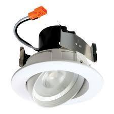 halo 4 inch led recessed lights halo 4 adjustable led retrofit ra406927nflwh polar ray com