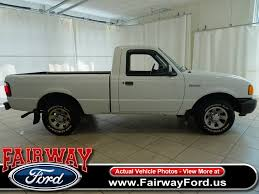 Ford Ranger Truck Tires - 2002 used ford ranger reg cab 3 0l xl at fairway ford serving