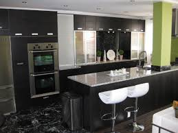 black and lime green kitchen finest best images about home decor
