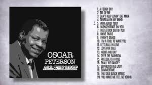 oscar peterson all the best full album youtube