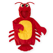 koala kids lobster costume toys