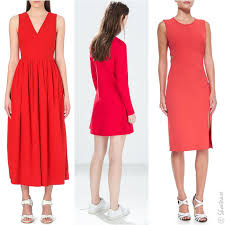 what goes with pink best picks what color shoes to wear with red dress