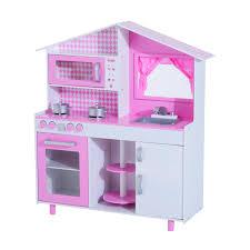 cuisine enfant 3 ans homcom jeu d imitation jouet cuisine en bois pour enfant plus de 3