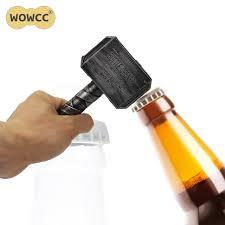 beer bottle openers hammer of thor shaped bottle opener wine