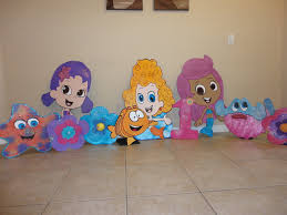 bubble guppies birthday banner bubble guppies birthday