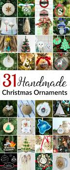 handmade ornaments three to make in a day knick of time