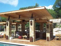 garden ideas free standing patio cover designs picking the best