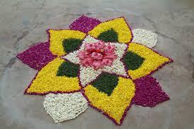 how to make rangoli for diwali home decoration tips