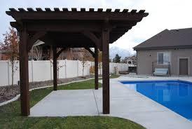 20 cool pool side shade pergolas pavilions u0026 arbors western