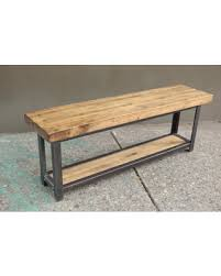 Rustic Bench Coffee Table Amazing Deal Entryway Bench Reclaimed Wood Bench Wood Bench