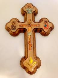 wooden wall crosses wall cross bedtime blessing celtic wall cross the catholic