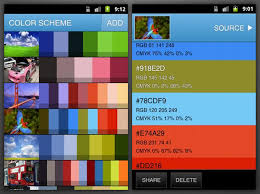 color themes for android the designer s android toolbox android appstorm