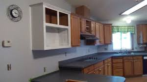how to update mobile home kitchen cabinets manufactured home kitchen makeover hometalk