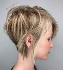 Kurzhaarfrisuren F Feines Haar by Kurze Frisuren Für Gerade Und Feine Haare