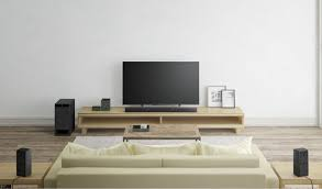sony home theater with bluetooth sony u0027s new 5 1 surround system is a soundbar with a little extra