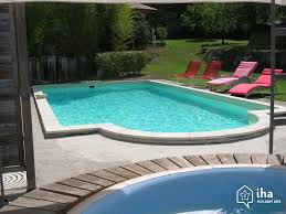 chalet for rent in bouc bel air iha 46400