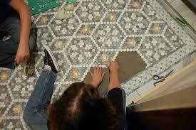laurelhurst craftsman bungalow period mosaic floor tile catalog