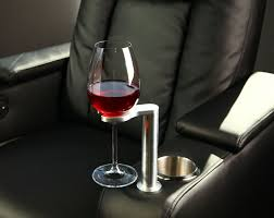wine glass caddy cool wine designs pinterest theater home