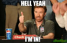 In Meme - hell yeah i m in meme chuck norris approves 94931 page 34
