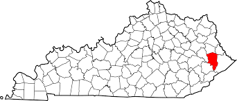 Map Of Eastern Kentucky File Map Of Kentucky Highlighting Floyd County Svg Wikipedia