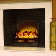 Electric Fireplace Heater Insert Dimplex 23 Inch Standard Electric Fireplace Insert Log Set