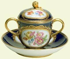 Wedding Gifts Queen Elizabeth Vienna Porcelain Mixed Up With The Meissen Picturesinpowell