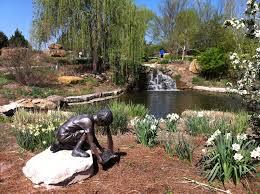 Overland Park Botanical Garden The Brighter Writer The Overland Park Arboretum And Botanical Gardens