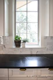 Marble Subway Tile Kitchen Backsplash 26 Best White Kitchen Backsplash Tiles Images On Pinterest White