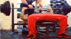 Bench Press Forearm Pain Muscular Strength Articles