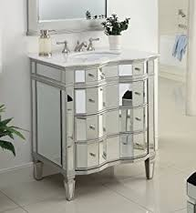 Mirrored Bathroom Sink Vanity Model  BWV Ashley - Bathroom sink vanity