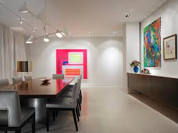 buffets and sideboards dining room contemporary with art built in