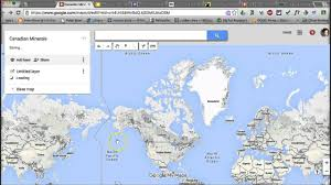 Google Map Of The World by Import Form Response To Google Map Youtube
