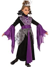 queen vampire costume for children wholesale halloween costumes