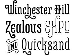 bold monday fontshop