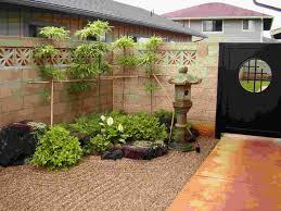 modele jardin contemporain planter des bambous dans son jardin quelle bonne idée
