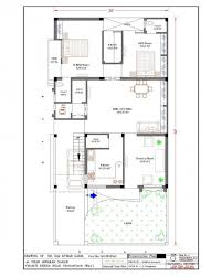 drawing of floor plan 30 x 60 house plans modern architecture center indian house