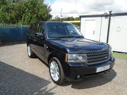 lexus woodford autotrader used land rover range rover vogue se for sale motors co uk