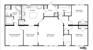 Clayton Manufactured Homes Floor Plans Clayton Homes Home Floor Plan Manufactured Homes Modular