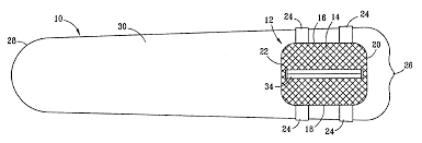 patent us6613287 ceiling fan blade air freshener google patents