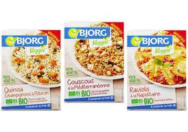 plats cuisiné veggie et bio les nouveaux plats cuisinés bjorg arrivent au rayon