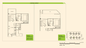 Compact Floor Plans 2 Bedroom Compact Parc Olympia