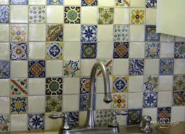 Moroccan Tile Backsplash Eclectic Kitchen 44 Best Mexican Tiles Images On Pinterest Aba Backyard And Do