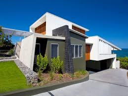 Small Office  Architectures Modern Home Designs Sydney On - Modern home designs sydney