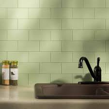 green glass backsplashes for kitchens mesmerizing green backsplash tile 105 green glass tile backsplash